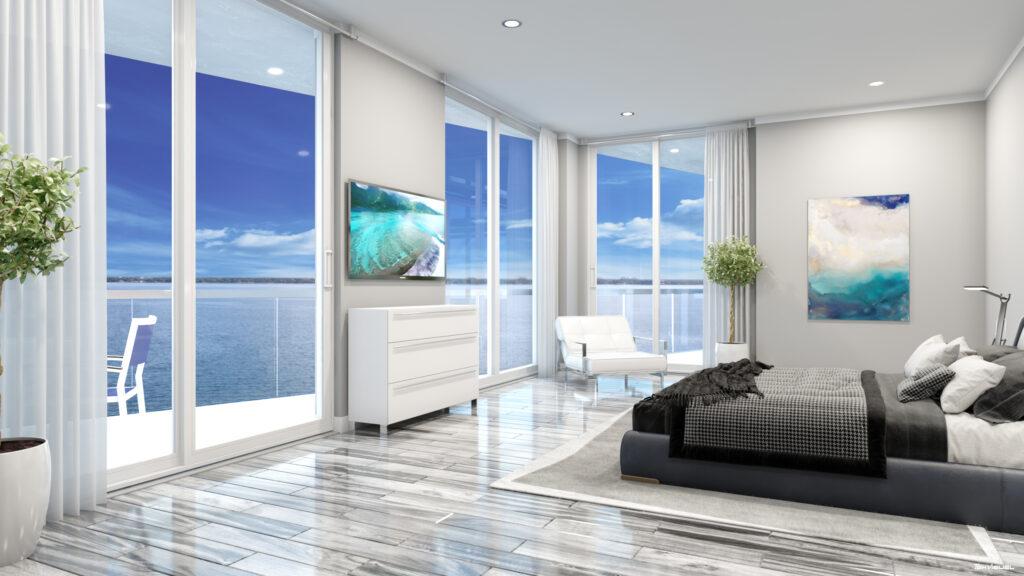 Icaria Bedroom